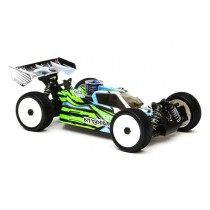 Force Clear body for Xray XB8