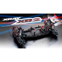 XRAY XB2 - 2WD 1/10 ELECTRIC OFF-ROAD CAR - CARPET EDITION